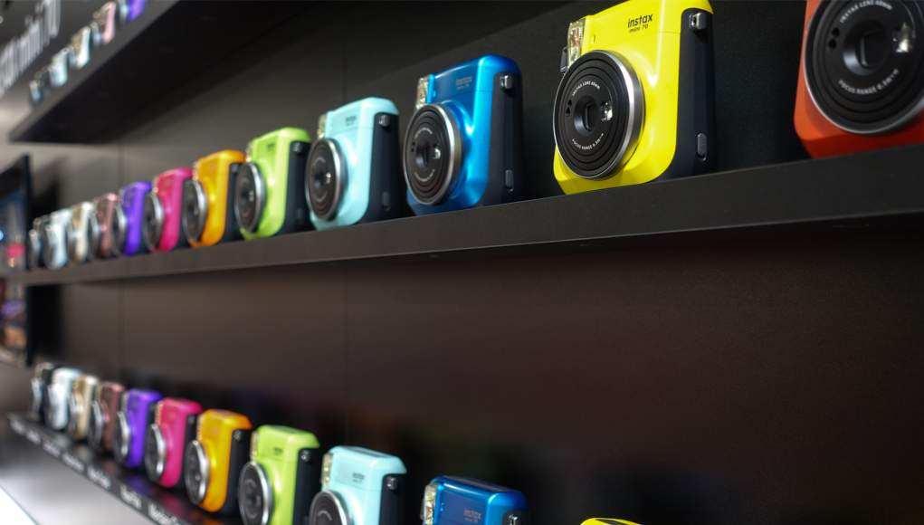 Fotocamera Istantanea - Polaroid, FujiFilm o Impossible??