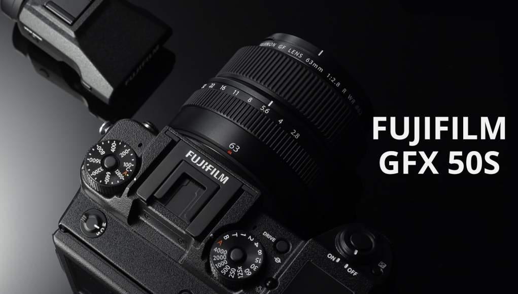 GFX 50S - La Prima Mirrorless Digitale Medio Formato di FujiFilm
