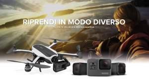 GoPro - Annunciate Hero 5 Black, Sessions ed il Nuovo Drone Karma