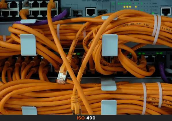 ISO 400 FujiFilm X-Pro2