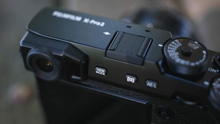 Mirino 1 fujifilm x-pro2