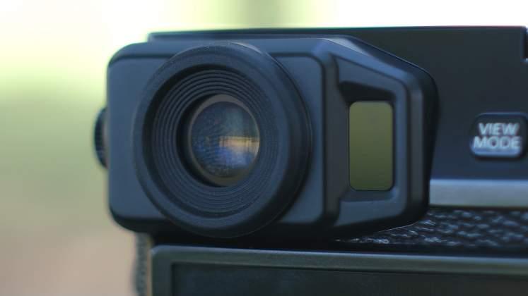 Mirino 3 fujifilm x-pro2