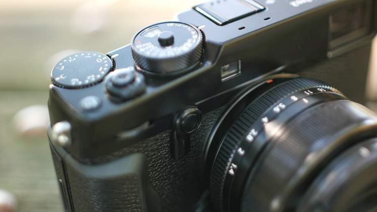 Selettore mirino fujifilm x-pro2