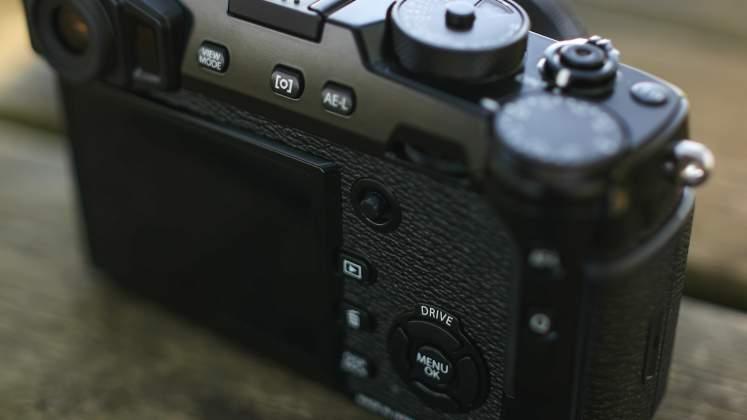 Selettore punto focus fujifilm x-pro2