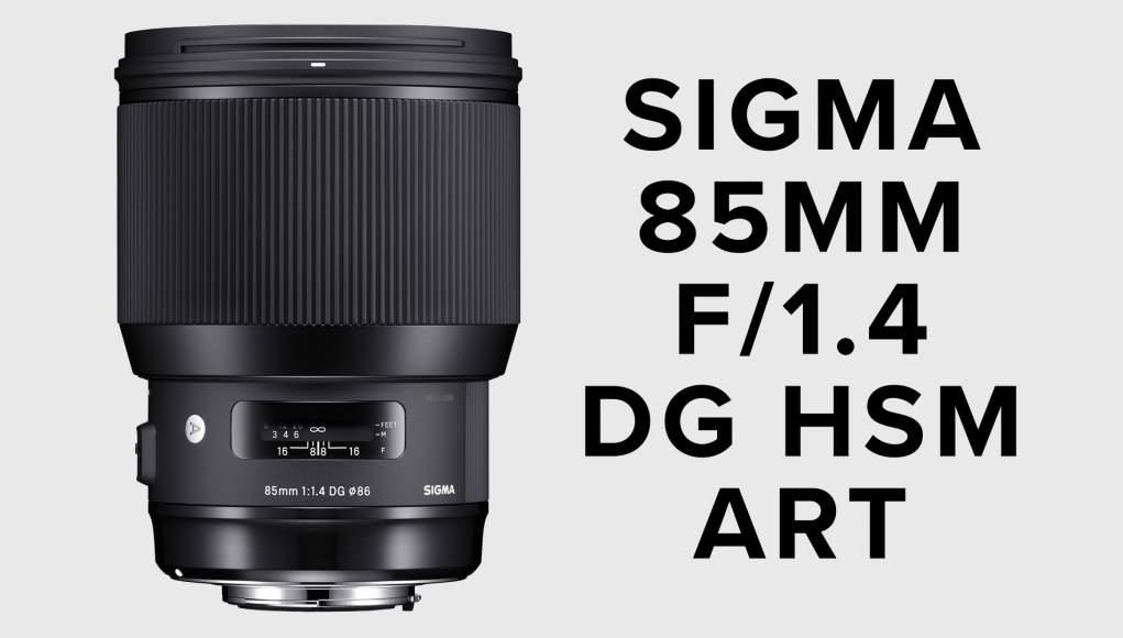 Sigma 85mm f/1.4 Art - Nuovo Gioello della Linea?