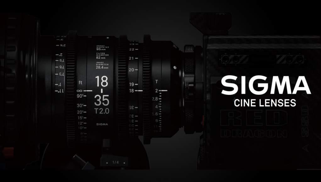 Sigma Annuncia la Nuova Linea di Ottiche Cinema