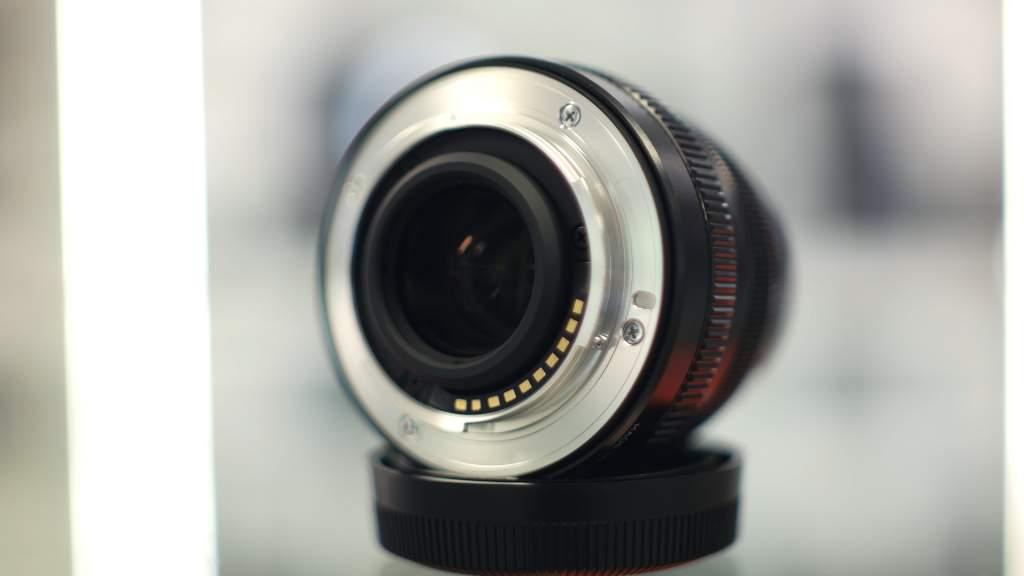 Baionetta Fuji 35mm f/2