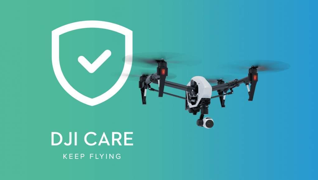 DJI Care - come Pilotare il nostro Drone Senza Pensieri