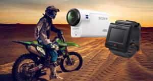 FDR-X3000R - Sony e la Conquista del Settore Action