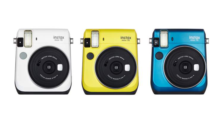 Fotocamera istantanea FujiFilm Instax Mini 70