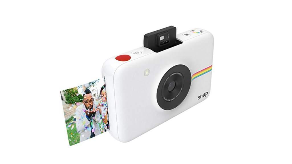 Fotocamera istantanea polaroid Snap
