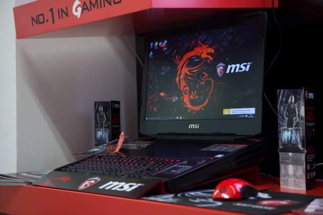 Dettaglio 1 MSI GT83VR