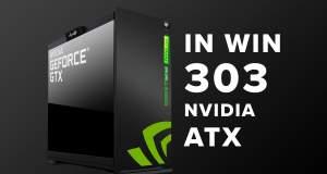 In Win 303 ATX - Nuovo Case con Serigrafie Nvidia
