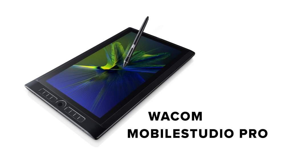 MobileStudio Pro - Wacom Investe Ulteriormente sui PC-Tablet