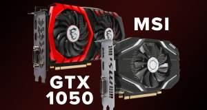 Nvidia GTX 1050 MSI - Disponibile la Nuova Scheda Video