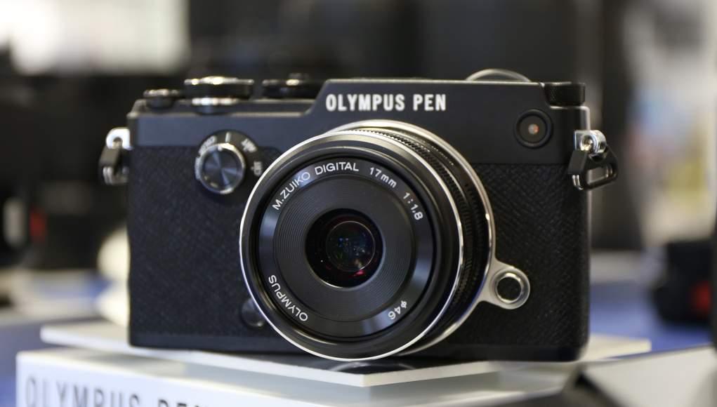 Olympus/Tamron Day - Presentazione della Olympus Pen-F