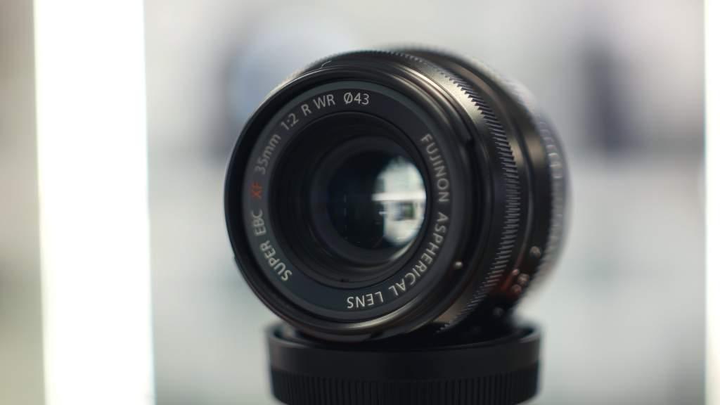 Porta Frontale Fuji 35mm f/2