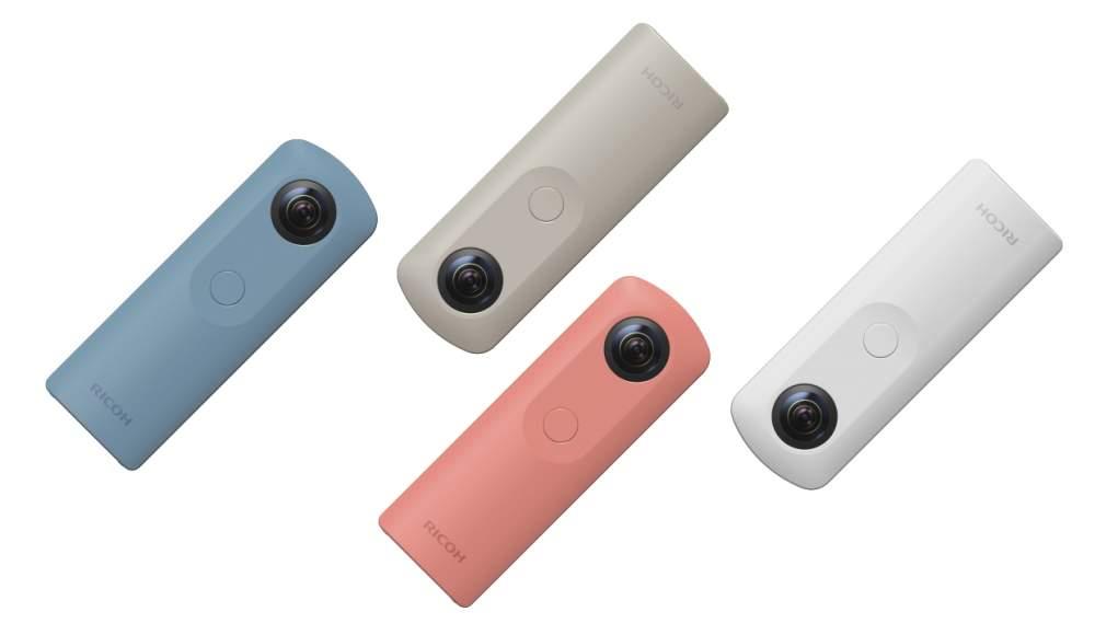 Ricoh ha Annunciato una Nuova Videocamera 360
