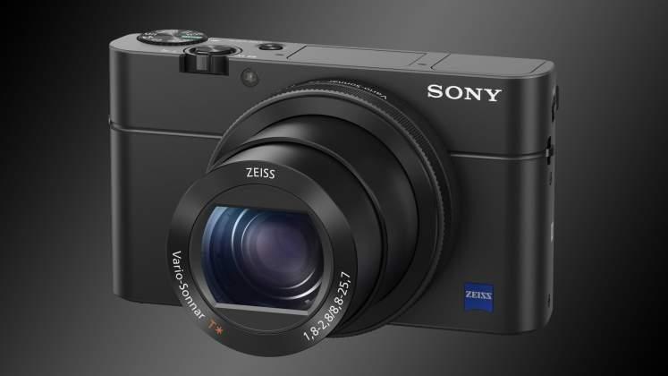 Sony RX100 Mk V generale