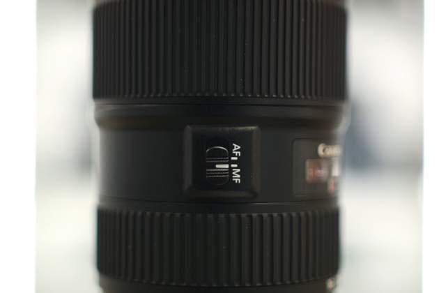 Switch focus Canon 16-35mm III
