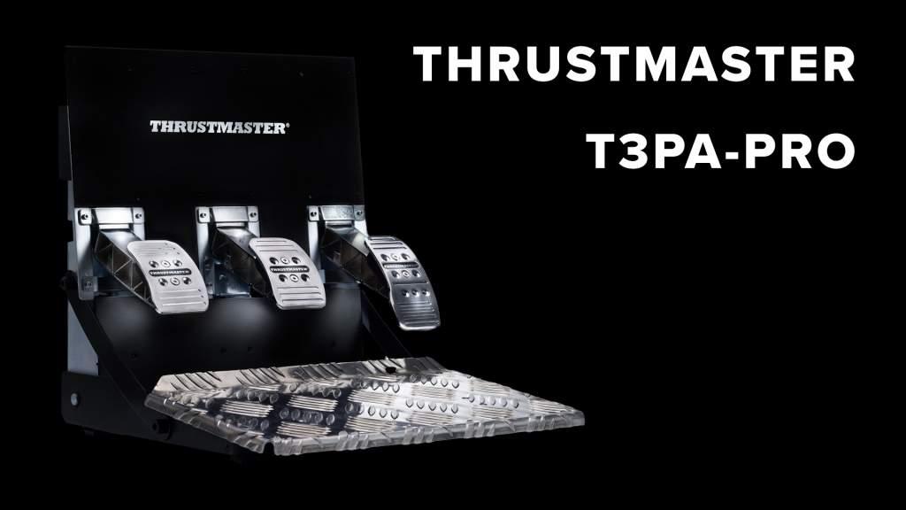 Thrustmaster T3PA-PRO - Disponibile la Nuova Pedaliera!