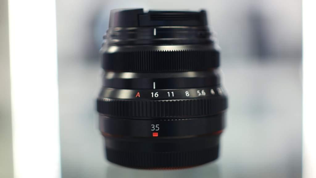 Vista Generale Fuji 35mm f/2