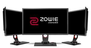 Zowie Monitor - Benq Lancia la Nuova Serie di Schermi Gaming