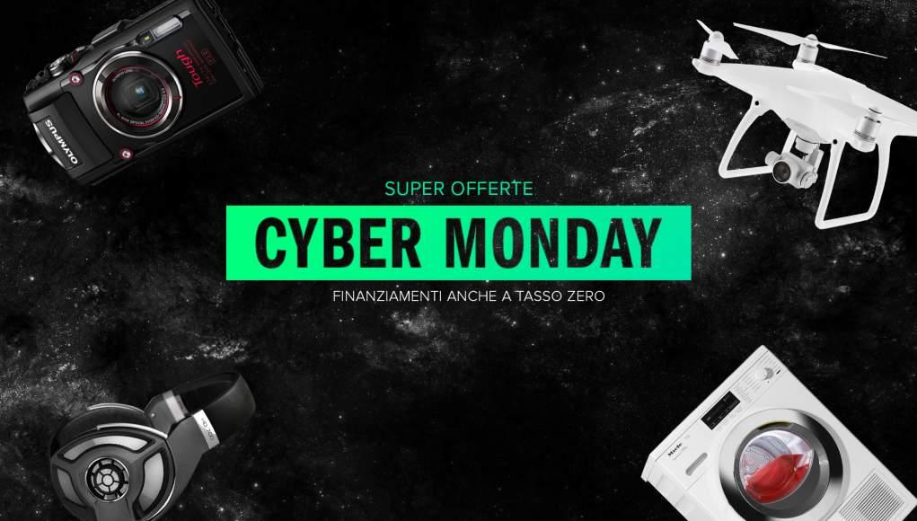 Cyber Monday - Continuano gli Sconti da Ollo Store!
