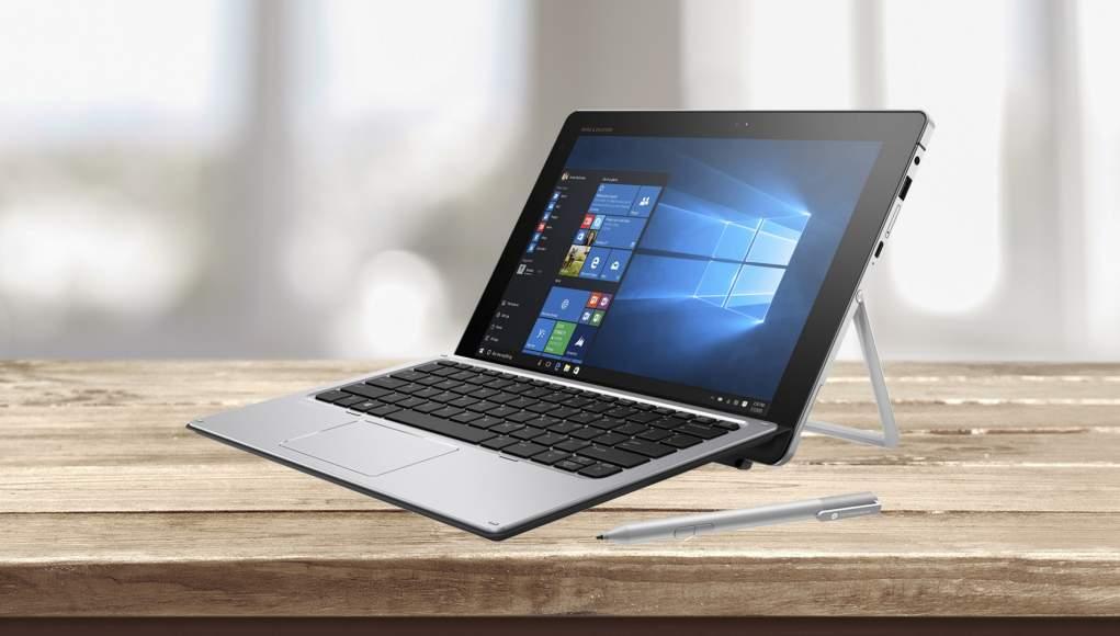 HP Elite X2 1012 G1 - Professional Tablet Dotato di Tastiera