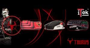 Nuova Linea Gaming iTek Taurus - in Anteprima da Ollo Store!