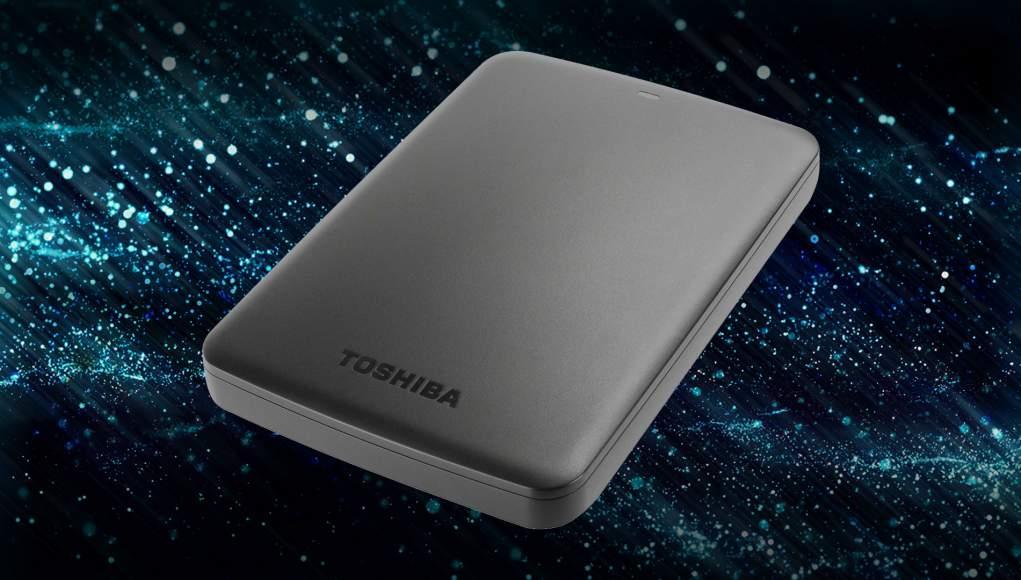 Toshiba Canvio Basics 3TB - Hard Disk Esterno Economico