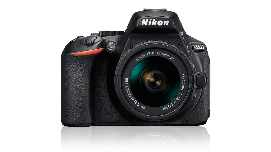Vista Nikon D5600