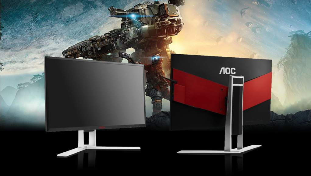 AOC Agon - tutta la Linea di Monitor Gaming in Catalogo