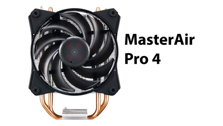 Cooler Master MasterAir Pro 4
