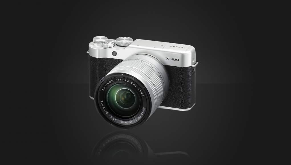Fujifilm X-A10 - Nuova Mirrorless Compatta e Leggera