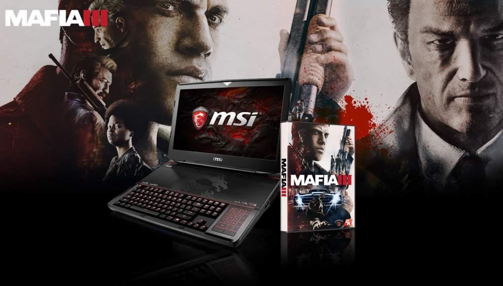 Mafia III - in Omaggio con i Notebook Gaming MSI