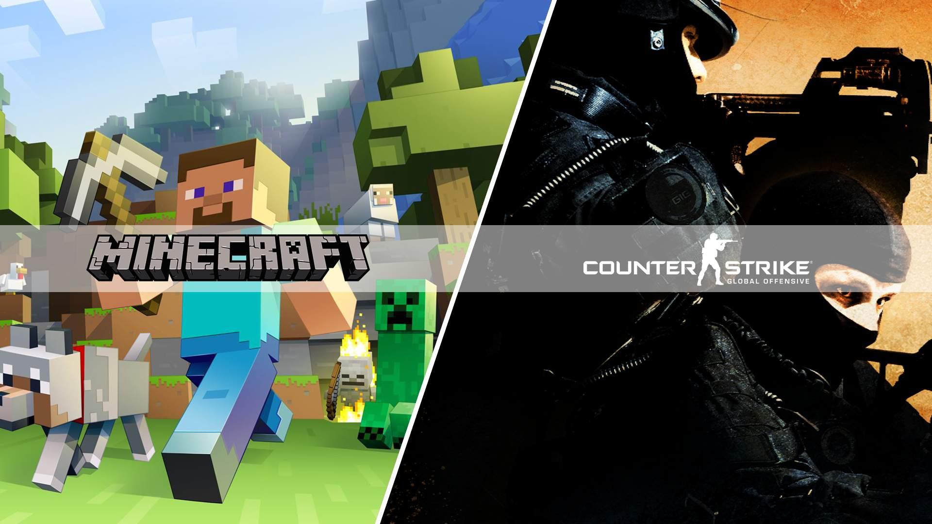 Minecraft e Counterstrike compatibili con Ollo G2