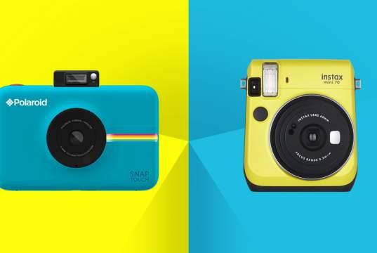 Polaroid vs FujiFilm - Qual è l'Istantanea Migliore?
