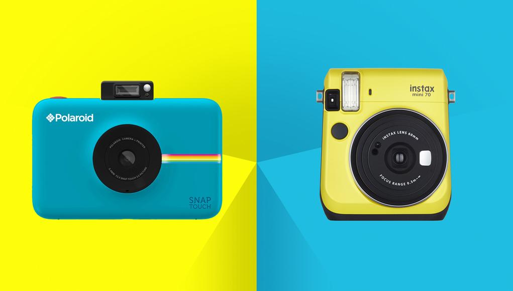 Polaroid Vs Fujifilm Chi Produce Le Istantanee Migliori