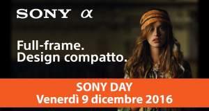Sony Day - Sconti Fino a 100 Euro per chi Acquista in Negozio