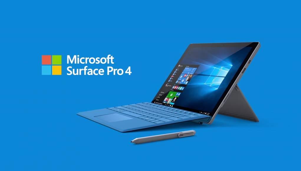 Surface Pro 4 - Scoprite la nostra Offerta sui Tablet Microsoft
