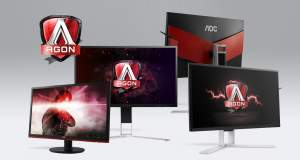 AOC Day - vi Aspettano i Monitor Agon e gli Assemblati Ollo!