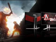 "Aoc Agon FreeSync 25"" - Nuovo Monitor Gaming 240Hz"