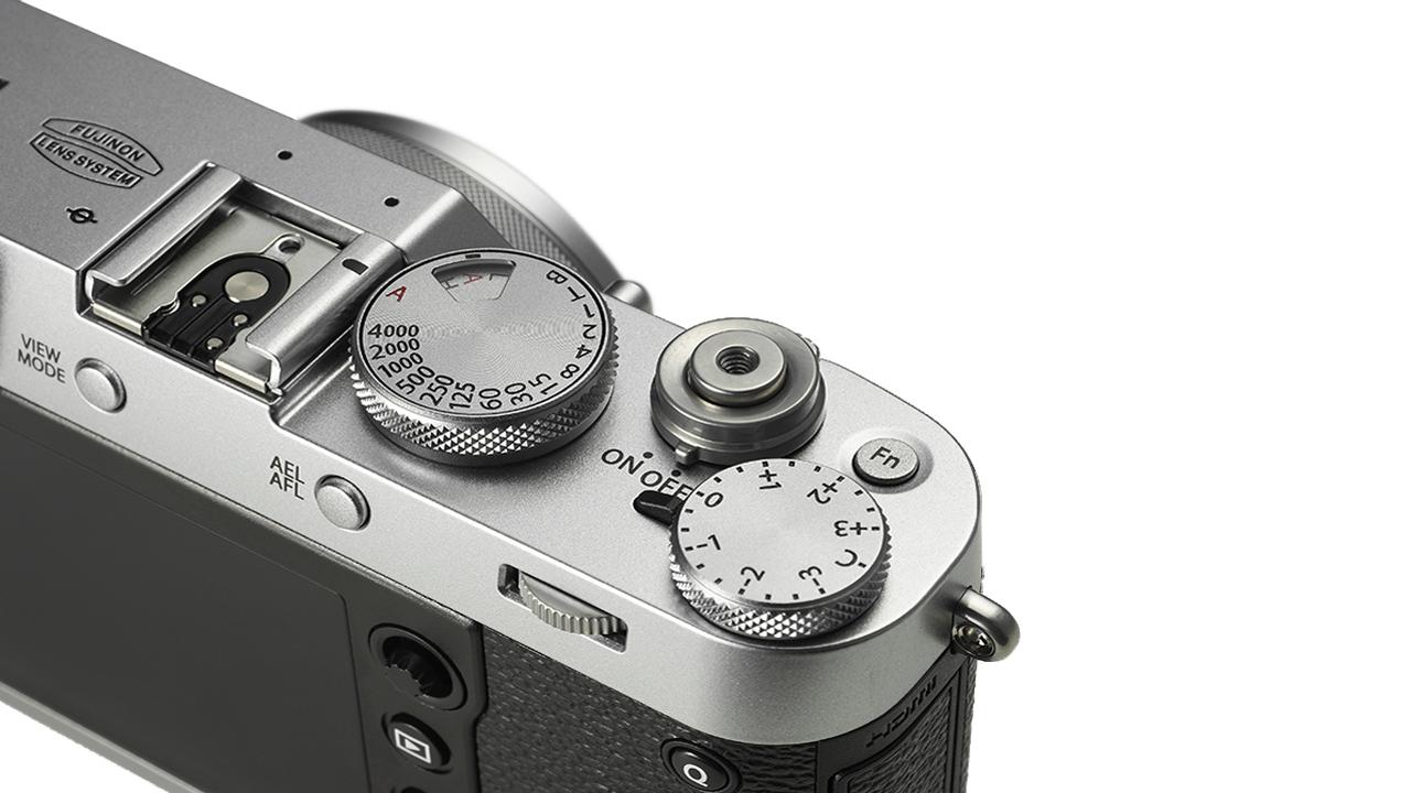 Dettaglio Ghiera FujiFilm X100F