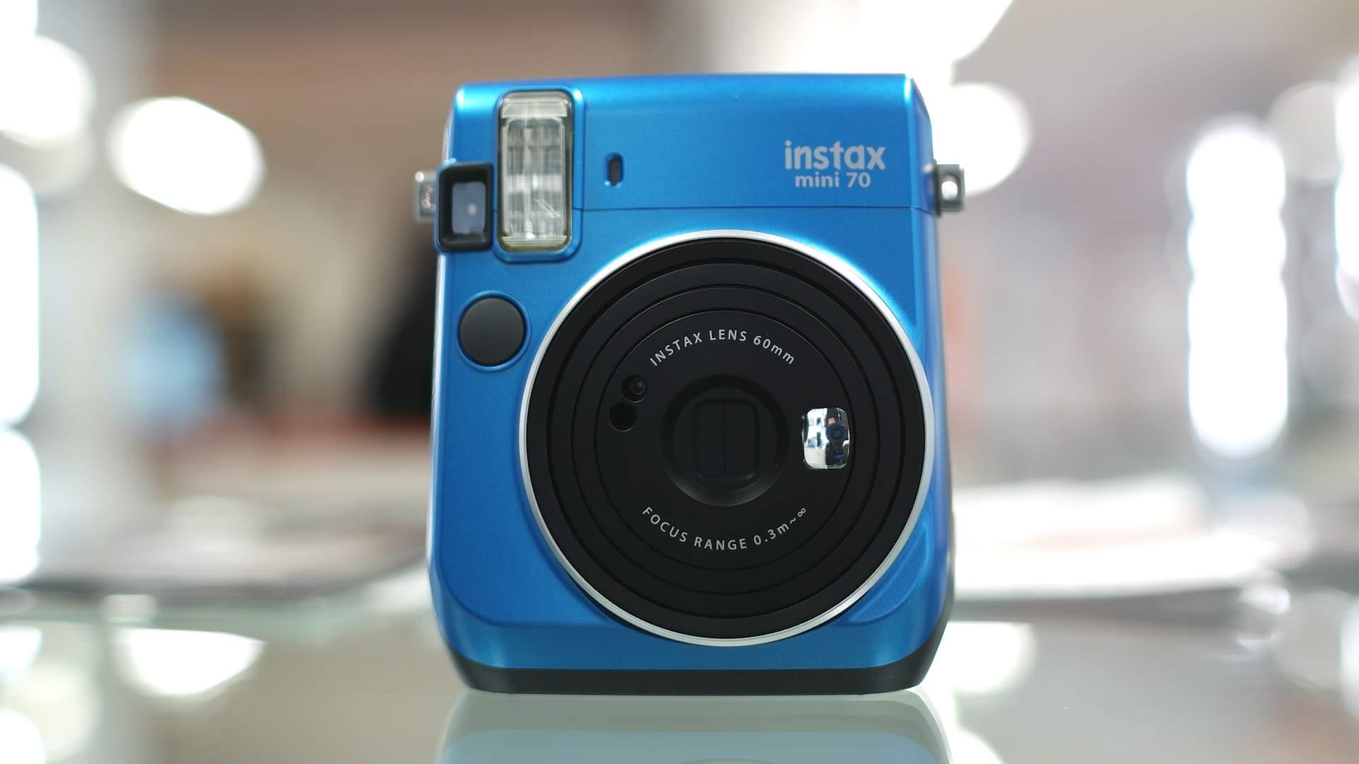 Frontale FujiFilm Instax Mini 70