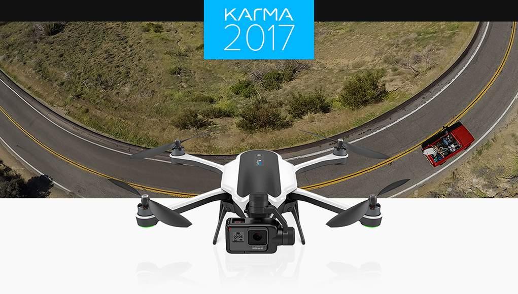 Karma - GoPro Rilancierà il Proprio Drone Entro il 2017