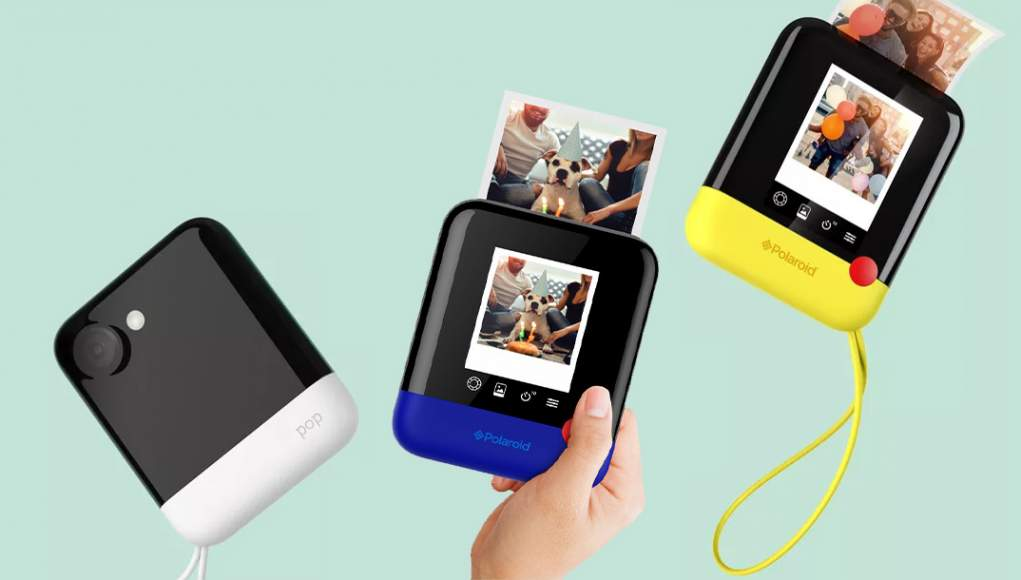 Polaroid Pop - Arriva dal CES il Nome della Nuova Istantanea