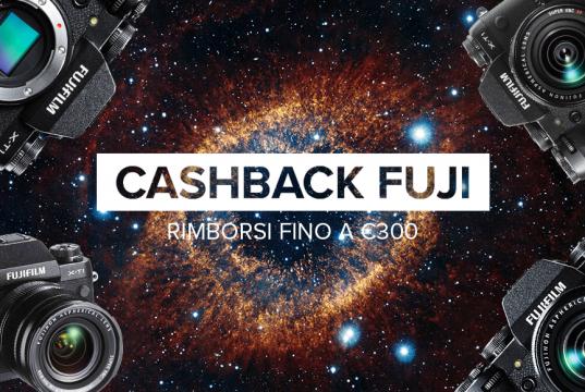 Cashback FujiFilm - l'Iniziativa Continua per tutto Febbraio!