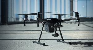 DJI Matrice 200, il drone che trasporta fino a tre videocamere