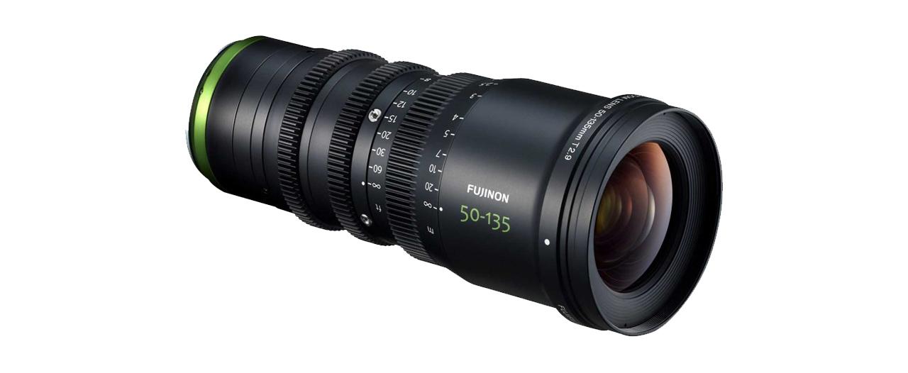 FujiFilm MK 50-135mm T2.9 Cinelens